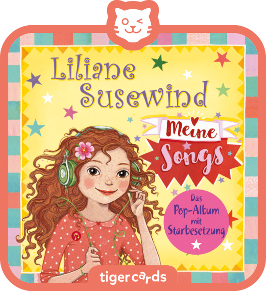 tigercard - Liliane Susewind - Meine Songs von tigermedia
