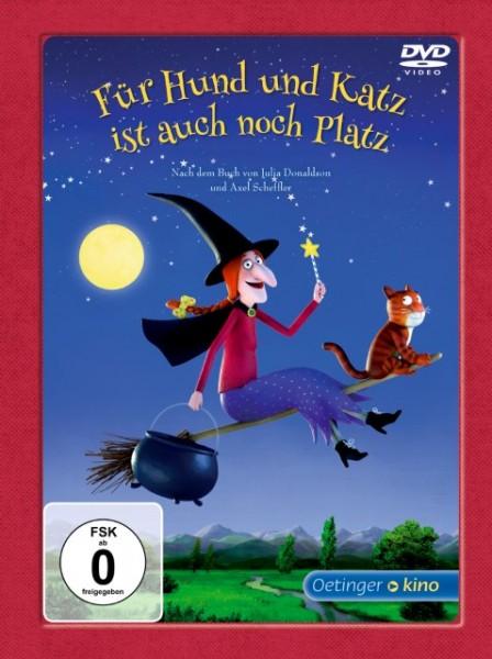 Für Hund und Katz ist auch noch Platz DVD von Oetinger