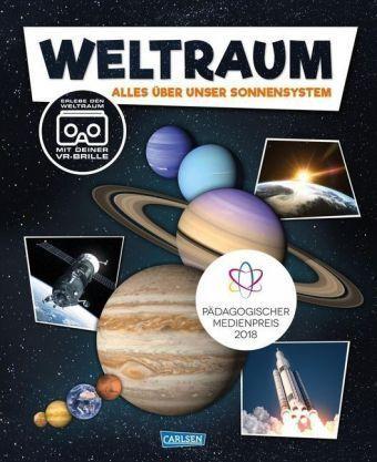 Weltraum - alles über unser Sonnensystem von Carlsen