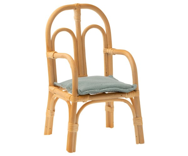 Maileg chair Rattan, medium