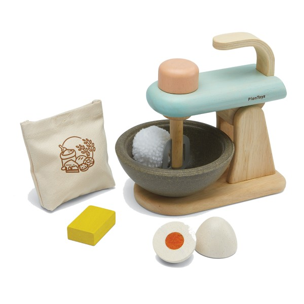 Plan Toys - Stand Mixer Set