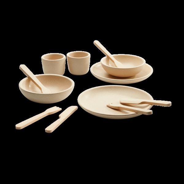 PlanToys - Tableware Set