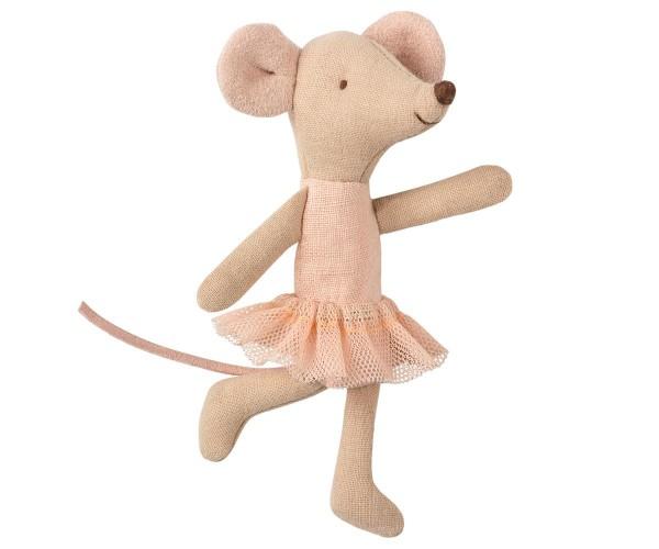 Maileg Ballerina Mouse little sister