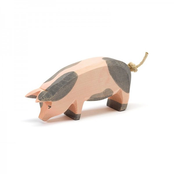 Ostheimer Schwein Kopf tief