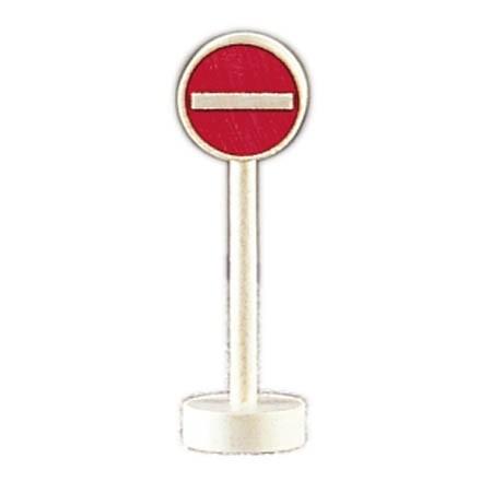 Glückskäfer - Verkehrszeichen Verbot der Einfahrt