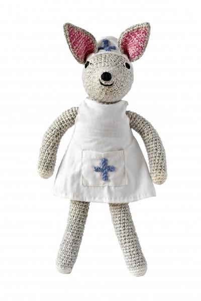 anne-claire petit Hase Krankenschwester