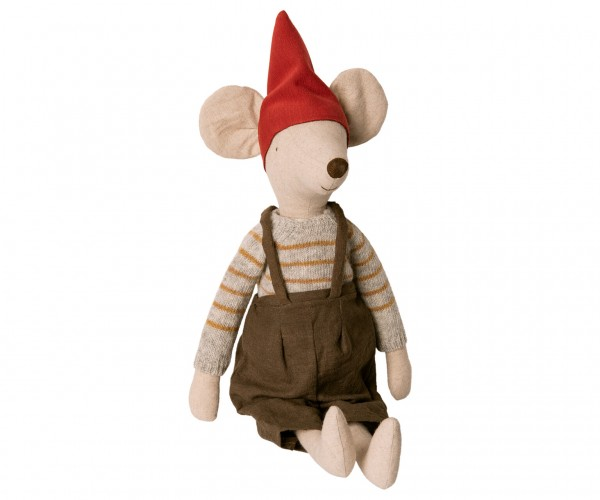Maileg Christmas mouse, maxi, boy