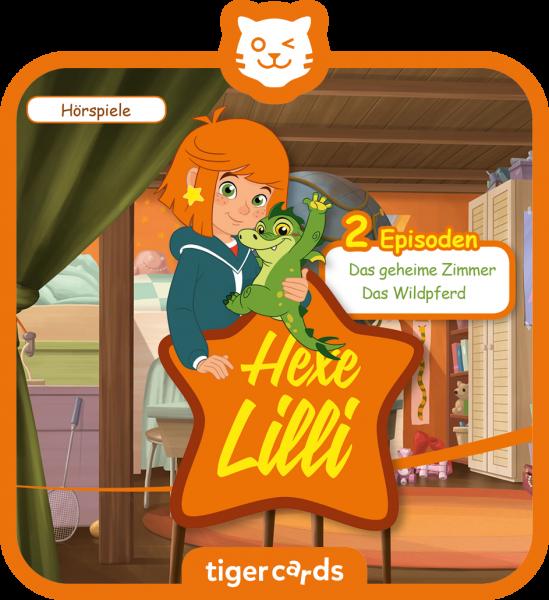 tigercard - Hexe Lilli: Das geheime Zimmer & Das Wildpferd von tigermedia