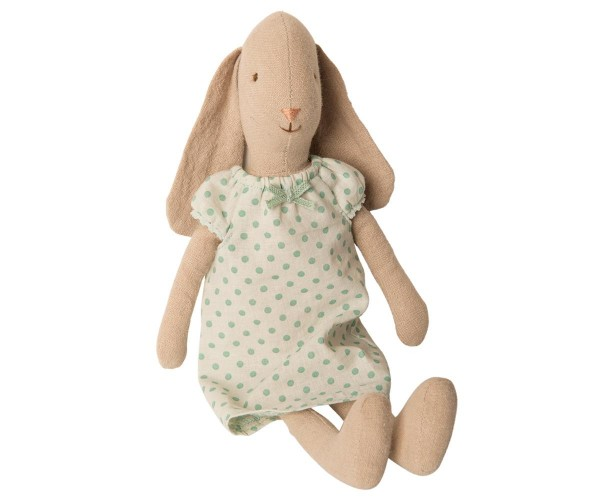 Maileg Bunny size 2 Nightgown, mint