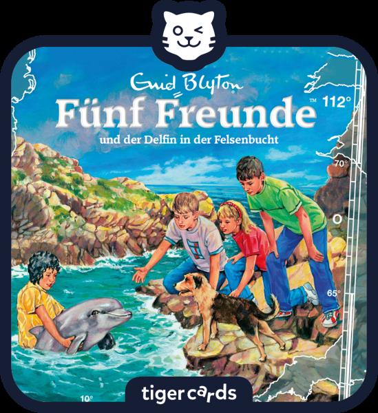 tigercard - Fünf Freunde - und der Delfin in der Felsenbucht von tigermedia