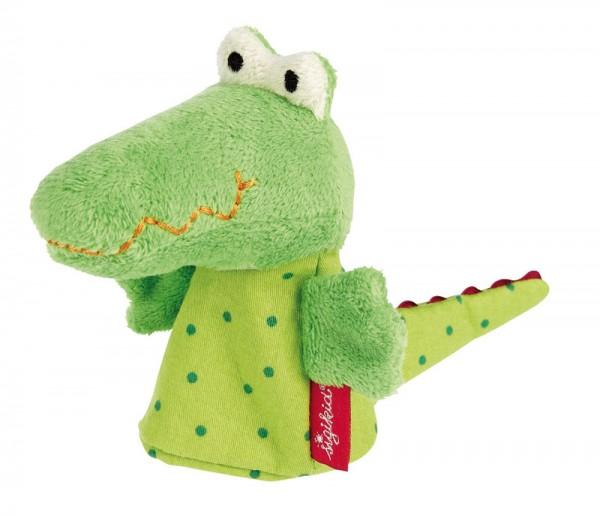 Sigikid Fingerpuppe Krokodil