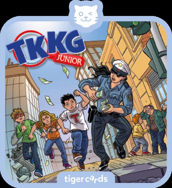 tigercard - TKKG Junior - Bei Anruf Abzocke von tigermedia
