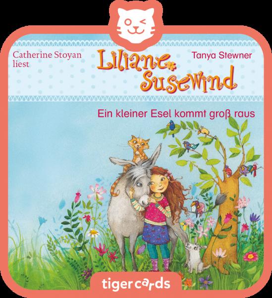 tigercard - Liliane Susewind - Ein kleiner Esel kommt groß raus von tigermedia