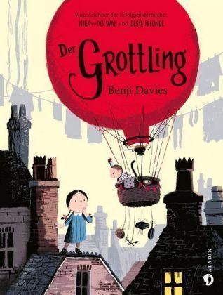 Der Grottling - Benji Davies von Aladin