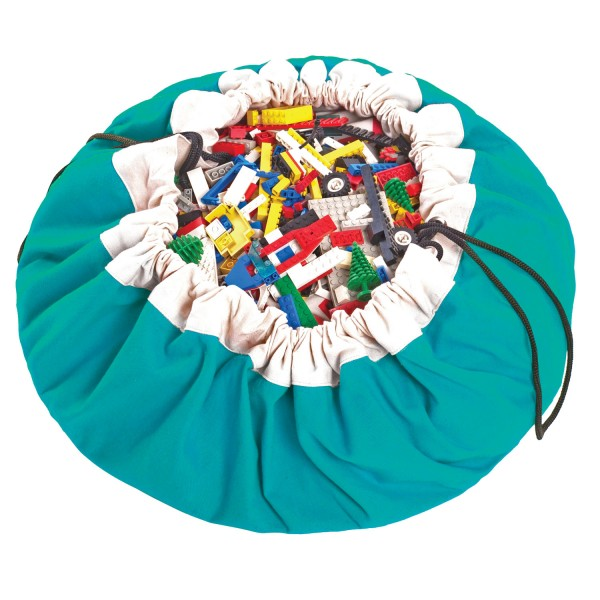 Play&Go Spielsack Turquoise