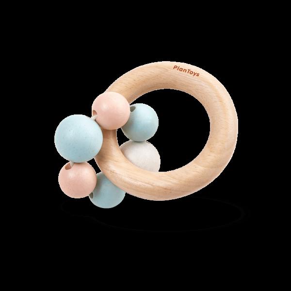 Plan Toys - Greifling Beads Rattle