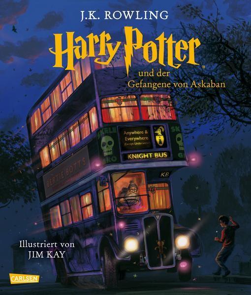 Harry Potter und der Feuerkelch - J.K. Rowling, Jim Kay von Carlsen