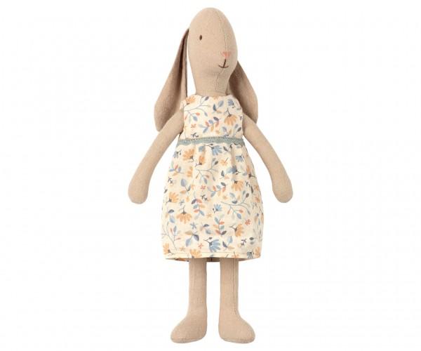 Maileg Bunny size 2 with Flower dress