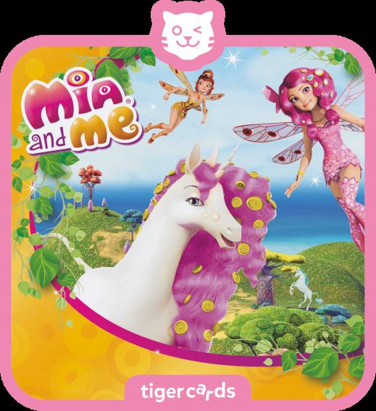tigercard - Mia and Me - Hochzeit bei den Einhörnern von tigermedia