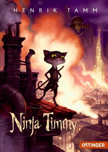Ninja Timmy - Henrik Tamm von Oetinger
