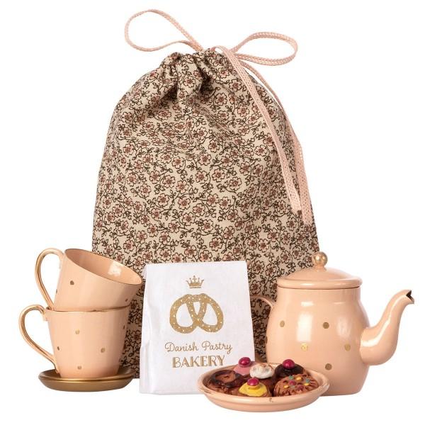Maileg Tee-Service und Kekse