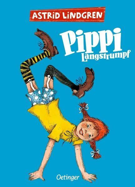 Pippi Langstrumpf Gesamtausgabe - Astrid Lindgren von Oetinger
