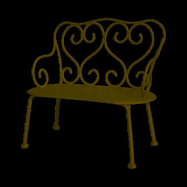 Maileg - romantische Sitzbank - offwhite