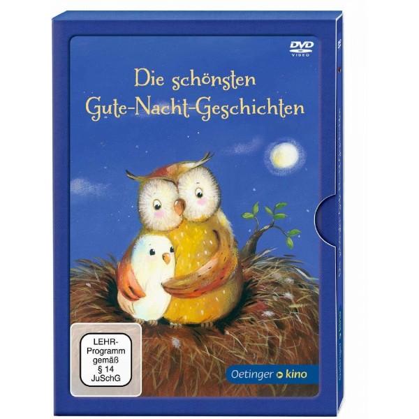 Die schönsten Gute-Nacht-Geschichten DVD von Oetinger