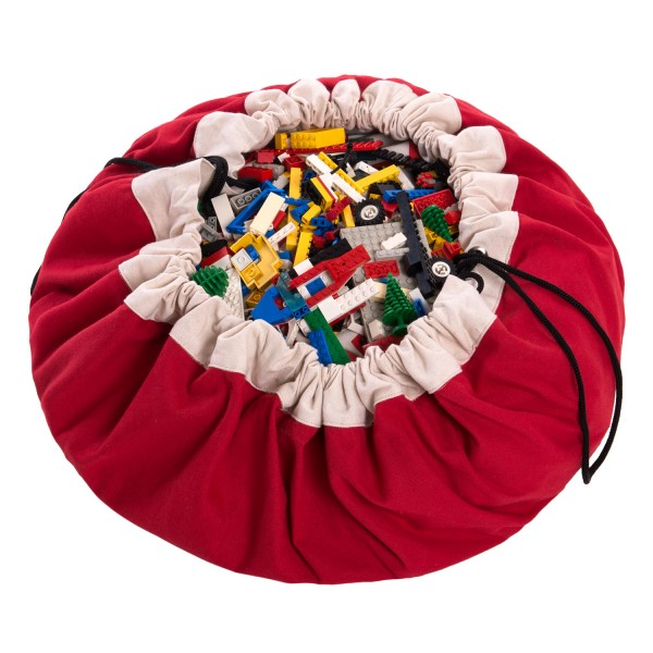 Play&Go Spielsack red