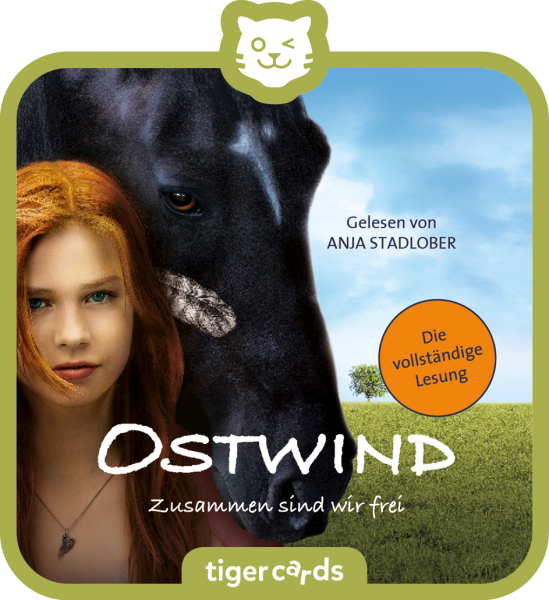 tigercard - Ostwind 1: Zusammen sind wir frei von tigermedia