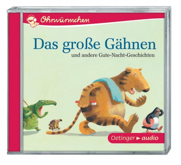 Ohrwürmchen - Das große Gähnen - CD von Oetinger