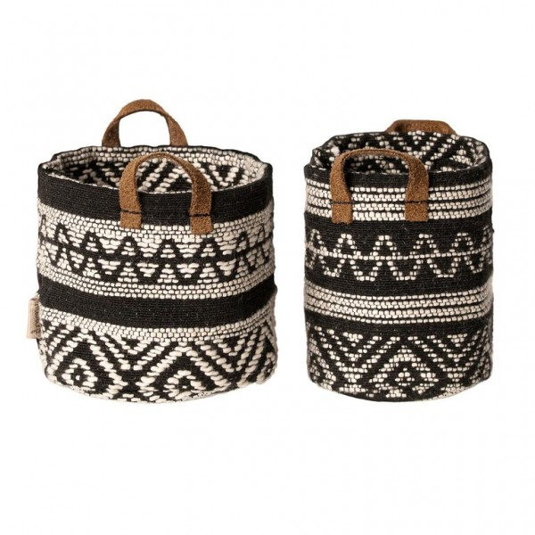 Maileg Miniature baskets 2er Set