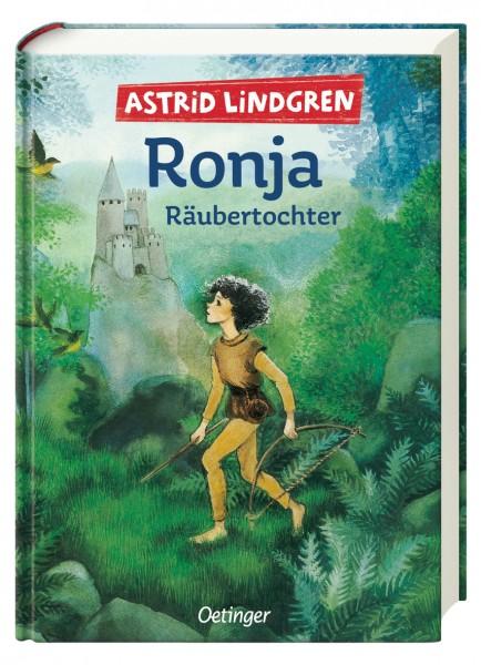 Ronja Räubertochter - Astrid Lindgren von Oetinger