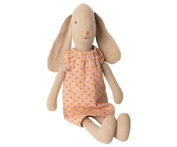 Maileg Bunny size 2 Nightgown, rose
