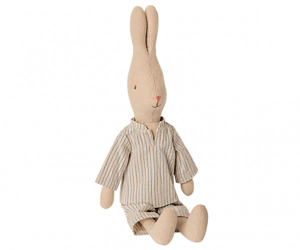 Maileg Rabbit size 2 with Pyjamas