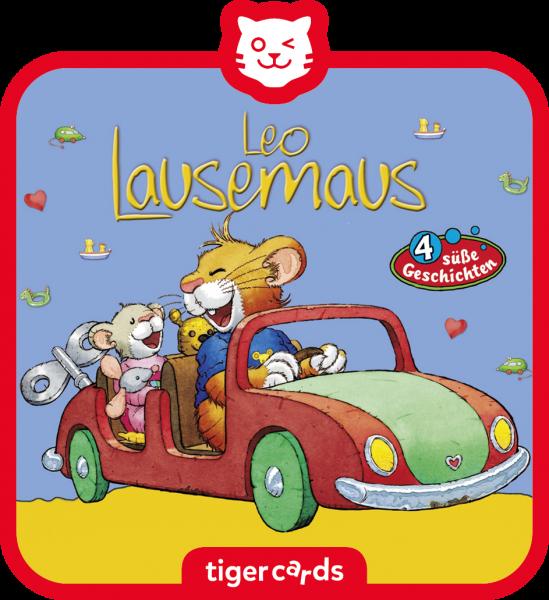 tigercard - Leo Lausemaus - Will nicht teilen von tigermedia