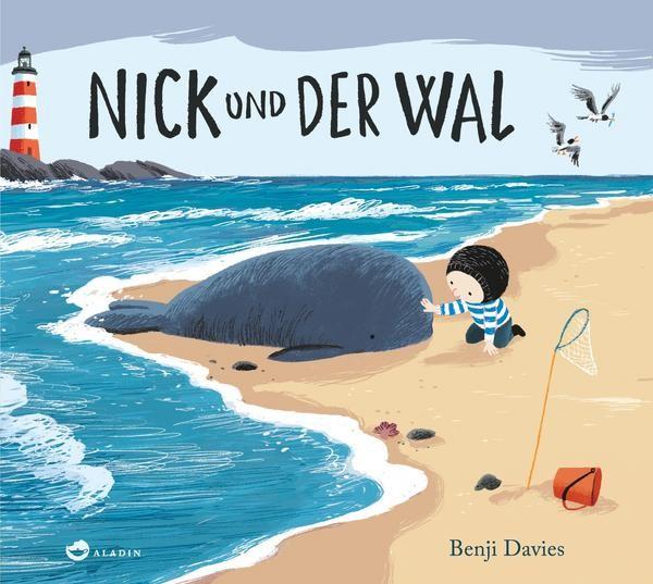 Nick und der Wal - Benji Davies von Aladin