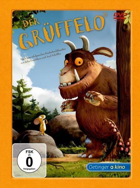 Der Grüffelo DVD von Oetinger