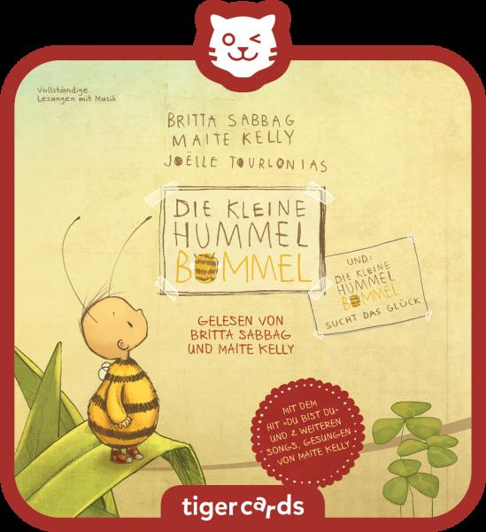 tigercard - Die kleine Hummel Bommel und die kleine Hummel Bommel sucht das Glück von tigermedia
