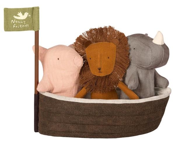 Maileg Arche Noah mit 3 Tieren mini