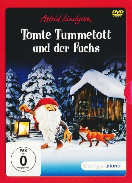 Tomte Tummetott und der Fuchs DVD von Oetinger